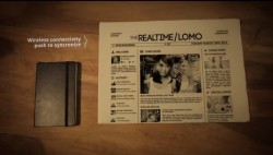 Introducing the LomoBook (video) e-Reading Hardware
