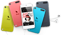 New iPod Touch Looks Better for Reading Than Ever Apple