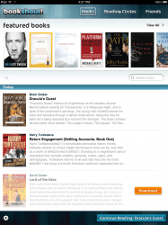 BookShout Launches New App Which Lets You Import Kindle, Nook eBooks Social reading