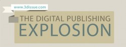 The Digital Publishing Explosion (infographic) Infographic