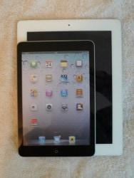 Apple Announces New iPad, iPad Mini e-Reading Hardware