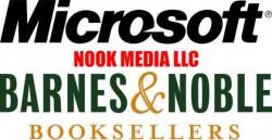 Barnes & Noble and Microsoft Finalize Partnership - Nook Media Lives Barnes & Noble Microsoft