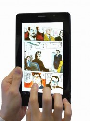 "eBookJapan to Launch 7"" Android Tablet e-Reading Hardware"