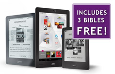 Family Christian Bookstores Joins the Lemming Stampede to Pimp for Kobo e-Reading Hardware eBookstore