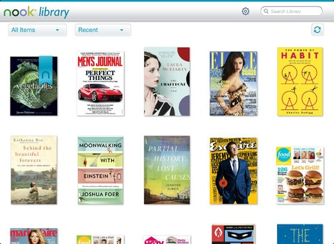 "Nook for iOS Gets Accessibility Features as the Android, iOS Apps ""Launch"" in the UK e-Reading Software eBookstore"