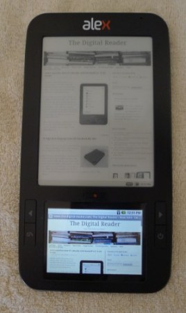 Blast from the Past: Spring Design Alex & the eReader Bubble Blast from the Past