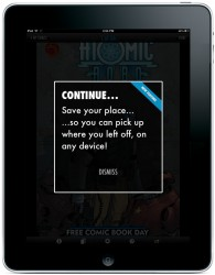 ComiXology Adds Bookmarking, Sharing Features to Their Digital Comics Apps Comics & Digital Comics eBookstore