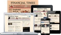 The Financial Times Now Offers a Free Nexus 7 to New US Subscribers e-Reading Hardware