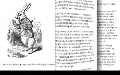 Google Play Books App Updated e-Reading Software