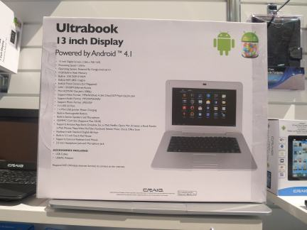 A Measure of Google's Fear of Amazon - Google Play Equipped Android Netbooks Conferences & Trade shows e-Reading Hardware