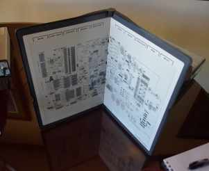 PlasticLogic Shows Off a Dual Screen eReader at CES 2013 Conferences & Trade shows e-Reading Hardware