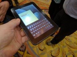 Tactus Morphing Onscreen Keyboard to Hit the Market in Late 2013 Conferences & Trade shows e-Reading Hardware