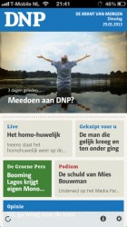 New News App Lets Readers Subcribe to Individual Writers e-Reading Software Newspaper Publishing