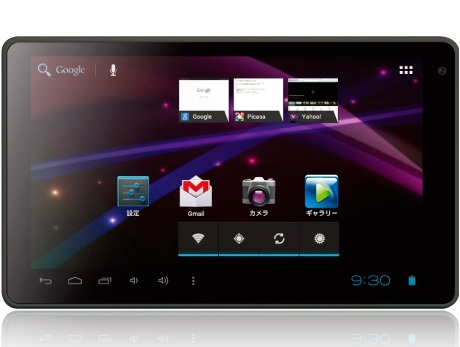 """PokeTab6 6"""" Android Tablet Coming to Japan, Will Cost $91 e-Reading Hardware"""