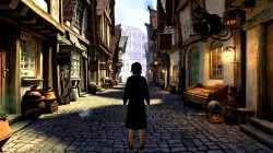 Pottermore @ PlayStation Home Now Up and Running Uncategorized