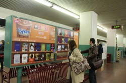 Virtual Library Launched in a Philadelphia Train Station Digital Library