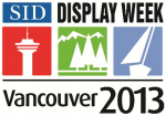 SID Display Week is Coming up in Two Weeks - The Digital Reader Will be There Conferences & Trade shows