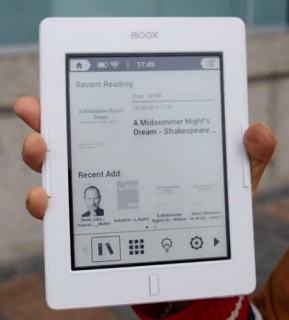 onyx e-ink tablet 6