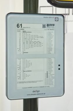 PlasticLogic And Dresden Elektronik Unveil a New ePaper Sign e-Reading Hardware Screen Tech