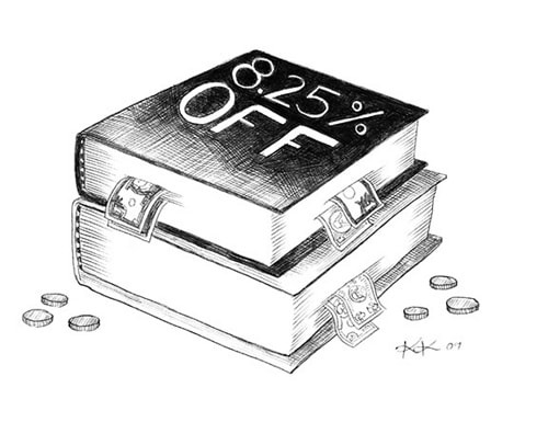 Reuters: Textbook Publishers Like Digital Textbooks