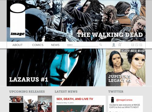 Image Comics Goes DRM-free - Sells PDF, Epub on Their Website Comics & Digital Comics DRM