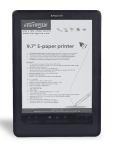 "Gembird to Launch EnerGenie 9.7"" E-ink Android eReader at IFA-Berlin e-Reading Hardware"