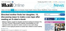 daily mail moral panic