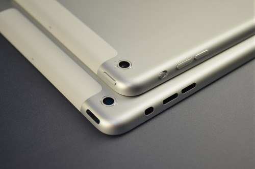 New Photos Show iPad 5, iPad Mini Shells Apple e-Reading Hardware