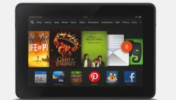 Amazon Upsets the Budget Tablet Market with a $99, 6