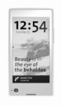 Yotaphone Update Adds FBReader E-ink e-Reading Hardware