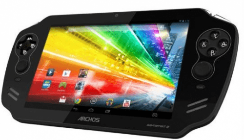 Archos Gamepad 2 Gaming Tablet Leaks Online e-Reading Hardware