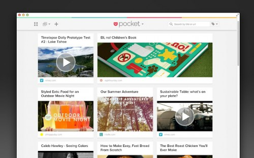 Pocket Launches New App for Chrome, Windows Save for Later