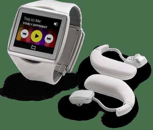 Qualcomm Toq Smartwatch Has a Mirasol Screen, Will Cost $300 e-Reading Hardware