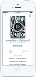 I Really Like Oyster (But) Streaming eBooks