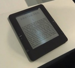 Hands-On with the imcoV6L E-ink Android Tablet (video) e-Reading Hardware