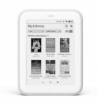 B&N Maintains Their Rearguard Position in the eReader Market With the Launch of a New Nook Glow Barnes & Noble e-Reading Hardware