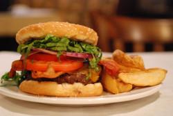 E- versus Print? Burgers and Steak Editorials