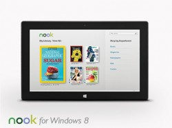 B&N Launches New Nook Windows 8 App - Now Available in 32 Countries eBookstore