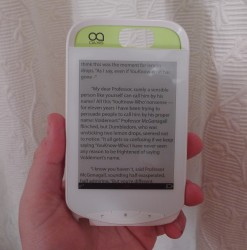 "Review: Gajah InkCase Smartphone Case - 4.3"" ePaper Screen, Bluetooth Reviews"