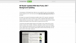 Feedly WAS (is) Hijacking Shared Links And Cutting Out Original Publishers News Reader