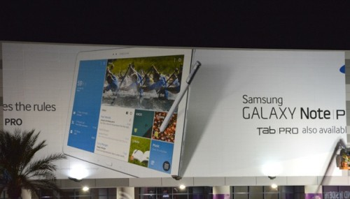 "Samsung to Debut 12.2"" Galaxy Note Pro at CES 2014 e-Reading Hardware"