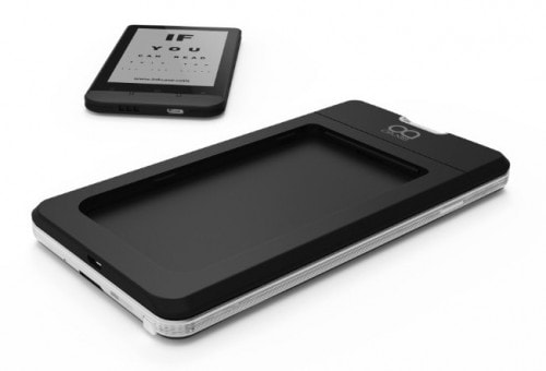 Gajah Unveils the InkCase Plus - Adds an E-ink Screen to Nearly Any Smartphone E-ink e-Reading Hardware Geek Gear