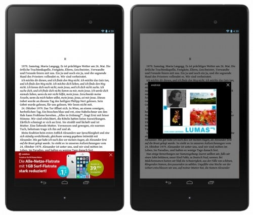 Readfy's Ad-Subsidized eBook Service Launches in a Limited Beta Advertising Streaming eBooks Subscriptions