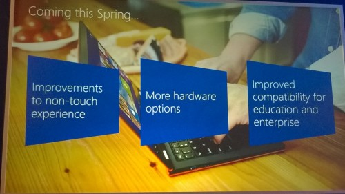 Next Windows 8 Update Coming This Spring, Includes Improved Support for Mouse e-Reading Software Microsoft Windows
