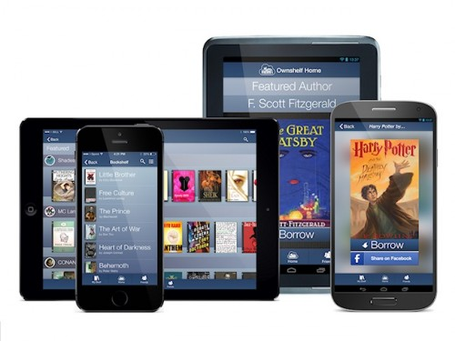 ownshelf mobile