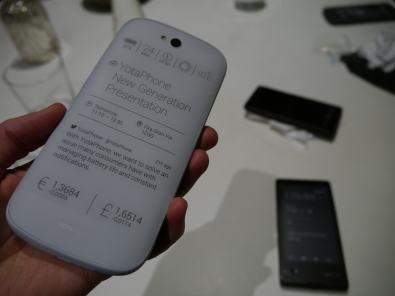 New Yotaphone Boasts Larger E-ink, LED Screens and a Sleeker Design E-ink e-Reading Hardware