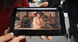 Hands on with the Huawei MediaPad X1 (video) e-Reading Hardware