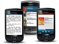 OverDrive Abandons Support for their Blackberry App Library eBooks Overdrive