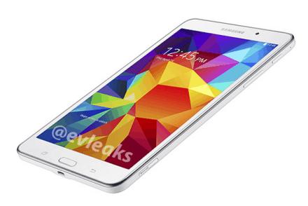 Samsung Galaxy Tab 4 7.0  Images Leak e-Reading Hardware