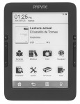 Papyre 630 eBook Reader Now Shipping in Spain e-Reading Hardware